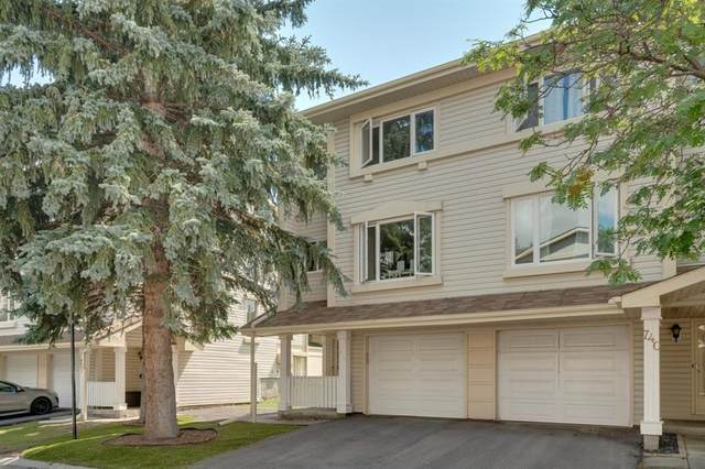 738 Queenston Terrace SE, Calgary, AB T2J 6H6 (#A1019414) :: Calgary Homefinders