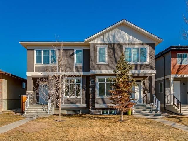 7516 36 Avenue NW, Calgary, AB T3B 1V3 (#A1019439) :: Redline Real Estate Group Inc