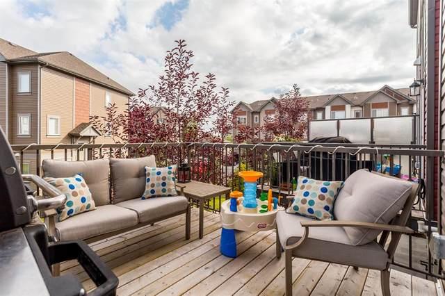 213 Copperpond Villas SE, Calgary, AB T2Z 5B9 (#A1019479) :: Redline Real Estate Group Inc