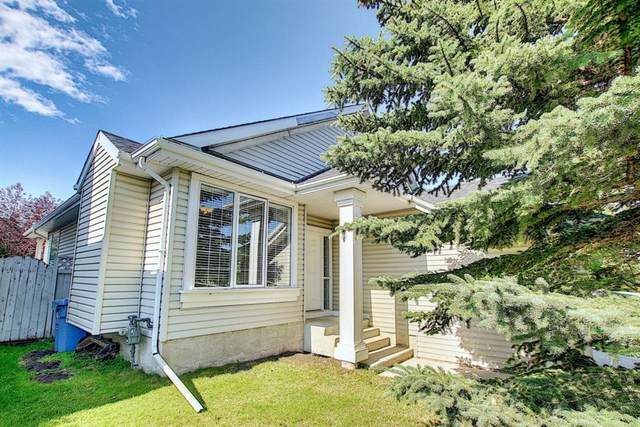 2836 Douglasdale Boulevard SE, Calgary, AB T2Z 2H9 (#A1019481) :: Redline Real Estate Group Inc