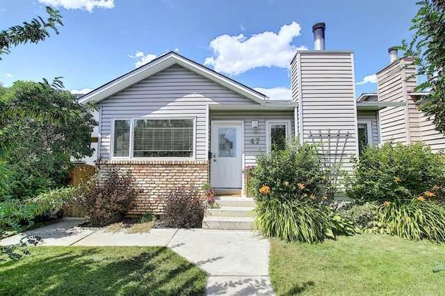 47 Mckenna Way SE, Calgary, AB T2Z 1X4 (#A1019485) :: Redline Real Estate Group Inc