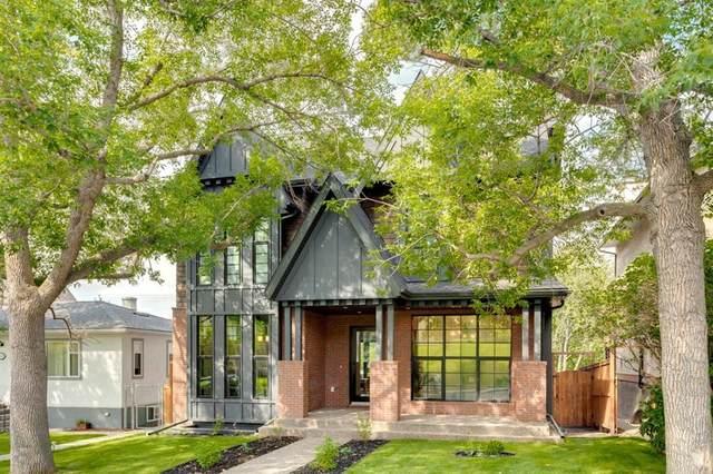 421 11A Street NE, Calgary, AB T2E 4P2 (#A1019495) :: Redline Real Estate Group Inc