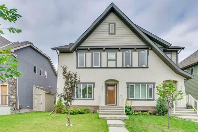 640 Mahogany Boulevard SE, Calgary, AB  (#A1019496) :: Redline Real Estate Group Inc