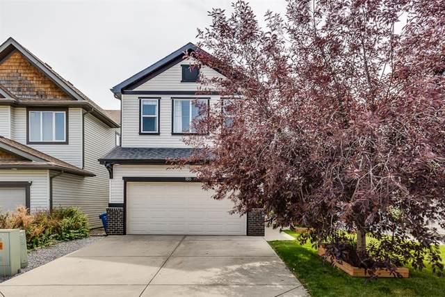 186 Evansbrooke Landing NW, Calgary, AB T3P 1G4 (#A1019497) :: Redline Real Estate Group Inc