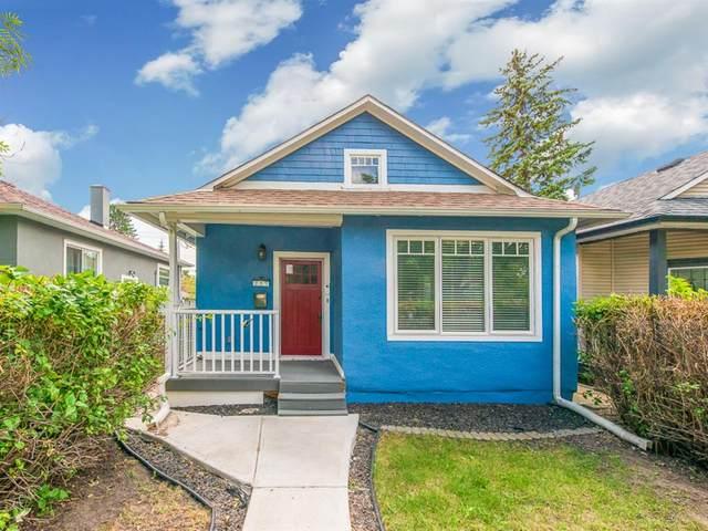 227 14 Avenue NE, Calgary, AB T2E 1E2 (#A1019508) :: Redline Real Estate Group Inc