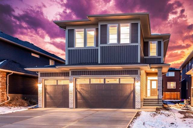 117 Sandpiper Bay, Chestermere, AB T1X 0Y5 (#A1019536) :: Redline Real Estate Group Inc