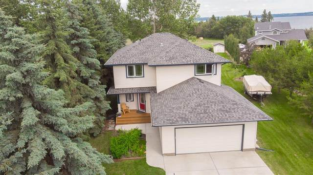 32 Birch Meadows, Rural Lacombe County, AB T0C 0J0 (#A1019551) :: Canmore & Banff