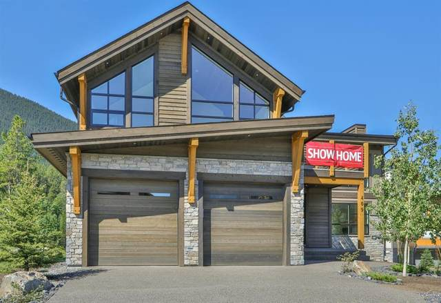 409 Stewart Creek Close, Canmore, AB T1W 0L6 (#A1019555) :: Redline Real Estate Group Inc