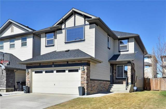 18 Kincora Heights NW, Calgary, AB T3R 1N3 (#A1019586) :: Redline Real Estate Group Inc