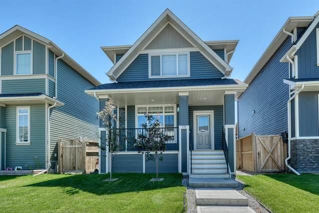 135 Fireside Drive, Cochrane, AB T4C 0X4 (#A1019601) :: Redline Real Estate Group Inc
