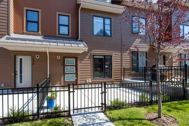 140 Livingston Common NE, Calgary, AB T3P 1K1 (#A1019623) :: Canmore & Banff