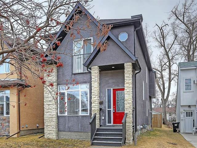 721 54 Avenue SW, Calgary, AB T2V 0E2 (#A1019625) :: Redline Real Estate Group Inc