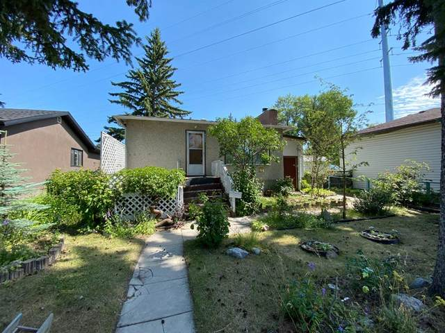 5204 19 Avenue NW, Calgary, AB T2B 0T2 (#A1019646) :: Redline Real Estate Group Inc