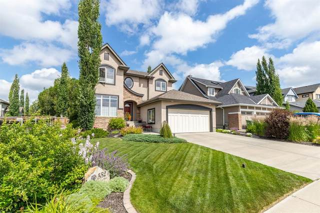 552 Tuscany Springs Boulevard NW, Calgary, AB T3L 2S4 (#A1019662) :: Redline Real Estate Group Inc