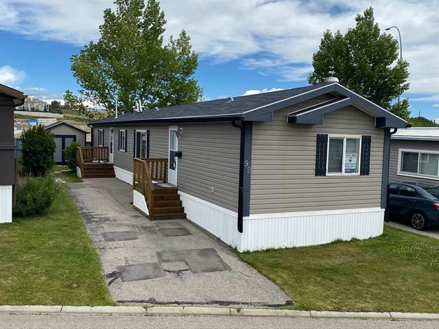 99 Arbour Lake Road NW #92, Calgary, AB T3G 4E4 (#A1019701) :: Calgary Homefinders