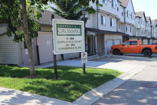 89 Copperfield Court SE, Calgary, AB T2Z 4Z3 (#A1019713) :: Redline Real Estate Group Inc