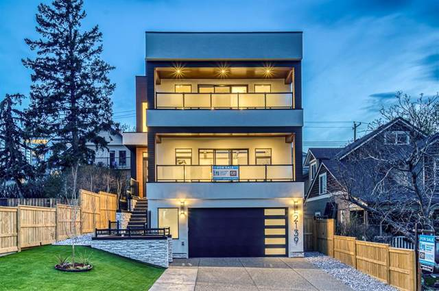 2139 16A Street SW, Calgary, AB T2T 4K1 (#A1019715) :: Redline Real Estate Group Inc