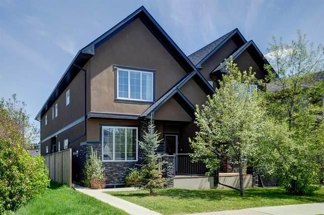4628 17 Avenue NW #1, Calgary, AB T3B 0P3 (#A1019721) :: Redline Real Estate Group Inc