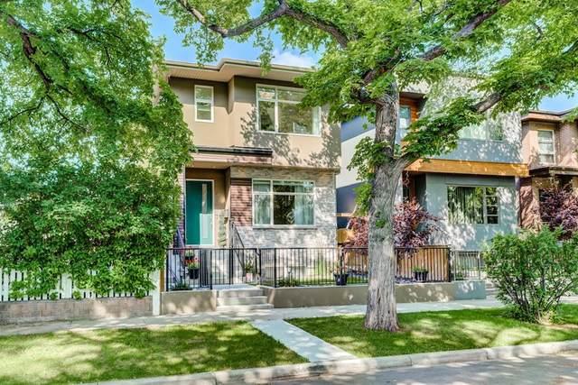 419 8 Street NE, Calgary, AB T2E 4G8 (#A1019730) :: Redline Real Estate Group Inc