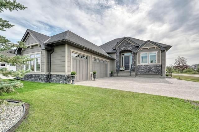 32 Cimarron Estates Link, Okotoks, AB T1S 2P4 (#A1019779) :: Redline Real Estate Group Inc