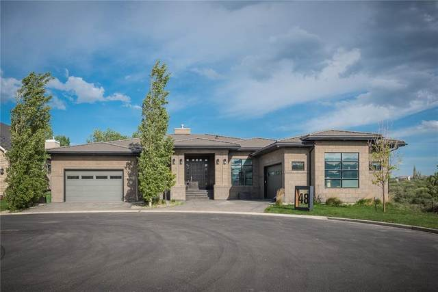 48 Hamptons View NW, Calgary, AB T3A 6M1 (#A1019787) :: Western Elite Real Estate Group