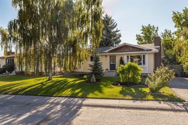 71 Glendale Way, Cochrane, AB T4C 1H9 (#A1019791) :: Redline Real Estate Group Inc