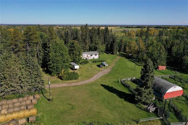 33459 Rr 41, Rural Mountain View County, AB T0M 0K0 (#A1019818) :: Redline Real Estate Group Inc