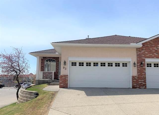 99 Christie Point SW #93, Calgary, AB T3H 3K8 (#A1019836) :: Calgary Homefinders