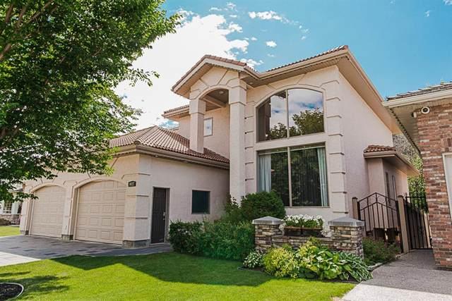 9727 61 Avenue, Grande Prairie, AB T8W 2J5 (#A1019843) :: Canmore & Banff