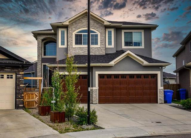 184 Kinniburgh Circle, Chestermere, AB T1X 0P8 (#A1019896) :: Redline Real Estate Group Inc