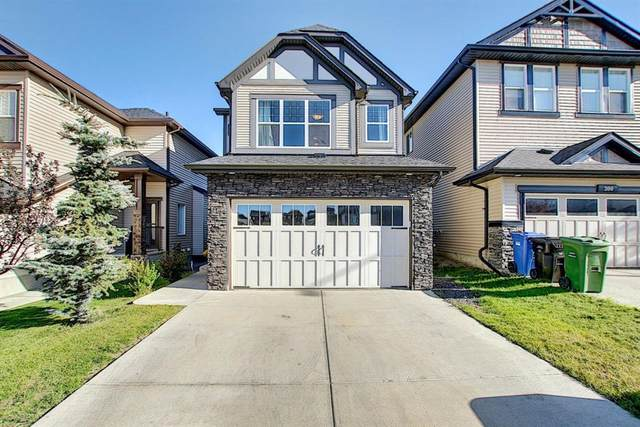 204 Sage Bank Grove NW, Calgary, AB T3R 0K2 (#A1019917) :: Redline Real Estate Group Inc