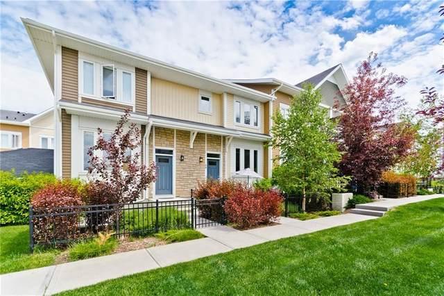 58 Auburn Bay Close SE, Calgary, AB T3M 0Y5 (#A1019947) :: Redline Real Estate Group Inc