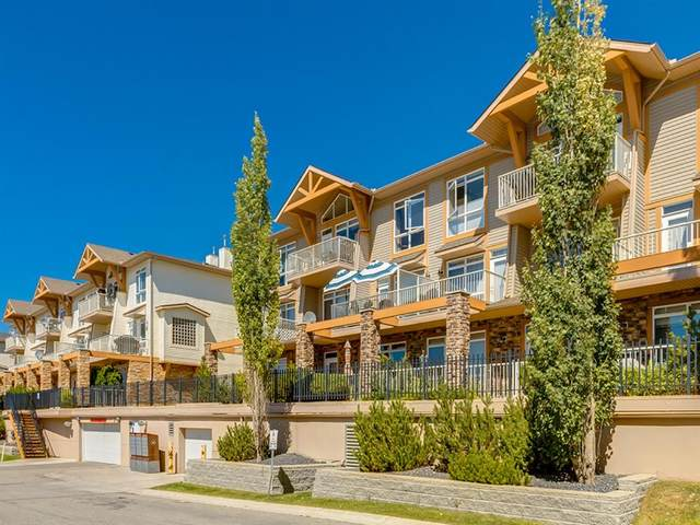 148 Rockyledge View NW #13, Calgary, AB T3G 5Y4 (#A1019989) :: Redline Real Estate Group Inc