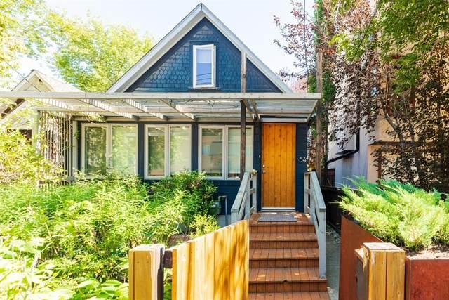 54 6 Street NE, Calgary, AB T2E 3X9 (#A1020006) :: Redline Real Estate Group Inc