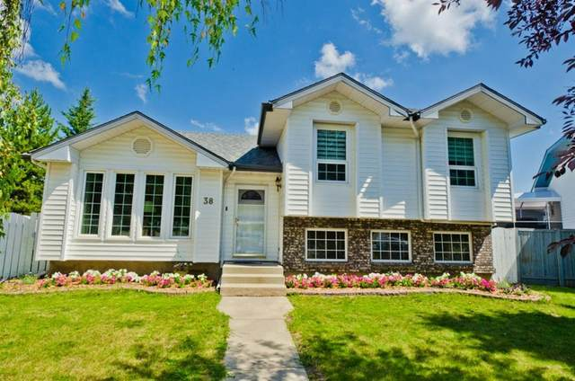 38 Greenview Crescent, Strathmore, AB T1P 1L6 (#A1020011) :: Redline Real Estate Group Inc