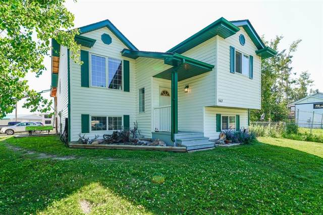 5147 52 Street, Caroline, AB T0M 0M0 (#A1020041) :: Redline Real Estate Group Inc