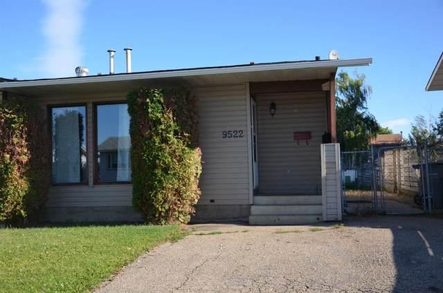 9522 80 Avenue, Grande Prairie, AB T8V 5J4 (#A1020050) :: Team J Realtors