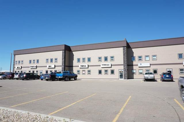 251 Spruce Street #4, Rural Red Deer County, AB T4E 1B4 (#A1020086) :: Redline Real Estate Group Inc