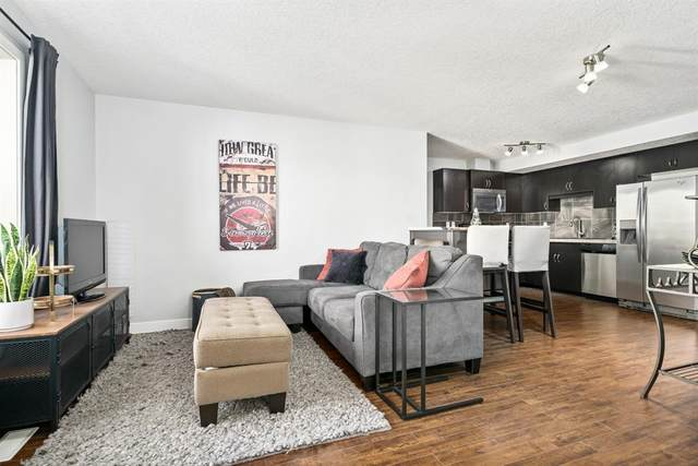 250 Sage Valley Road NW #304, Calgary, AB T3F 0R6 (#A1020098) :: Redline Real Estate Group Inc