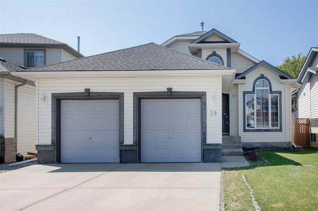 38 Canoe Circle SW, Airdrie, AB T4B 2L6 (#A1020103) :: Calgary Homefinders