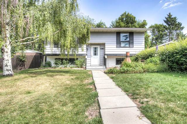 132 Bow Green Crescent NW, Calgary, AB T3B 4R8 (#A1020113) :: Redline Real Estate Group Inc