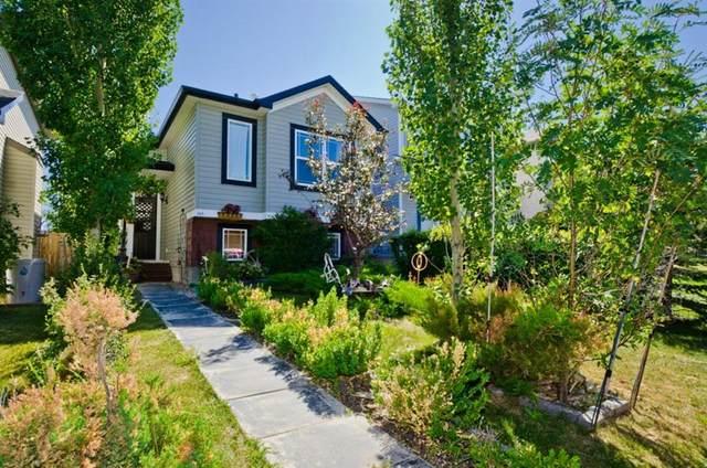 165 Cimarron Grove Crescent, Okotoks, AB T1S 2E3 (#A1020138) :: Redline Real Estate Group Inc