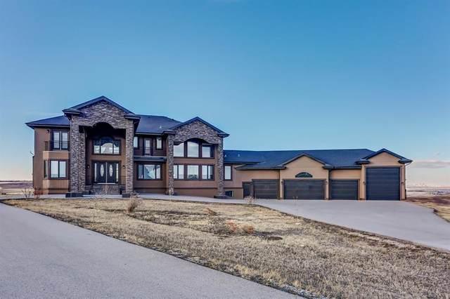 250040 Dynasty Drive W, De Winton, AB T1S 4Y4 (#A1020149) :: Redline Real Estate Group Inc