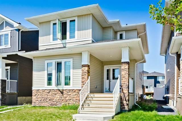 442 Redstone Drive NE, Calgary, AB T3N 0R1 (#A1020195) :: Redline Real Estate Group Inc