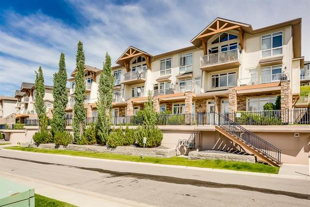 140 Rockyledge View NW #5, Calgary, AB T3G 5X1 (#A1020206) :: Redline Real Estate Group Inc