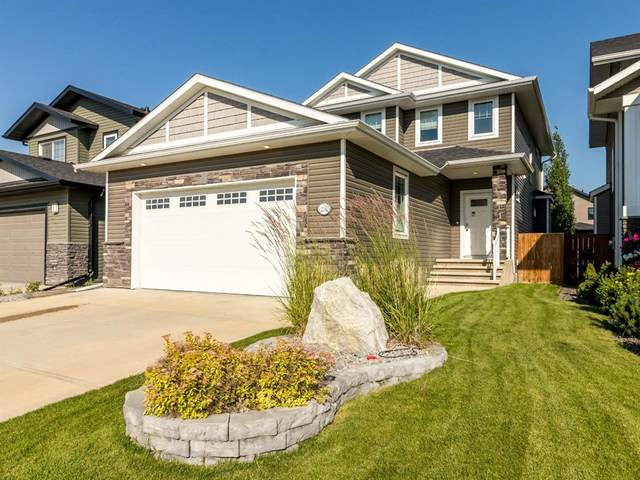 206 Viscount Drive, Red Deer, AB T4R 0M7 (#A1020220) :: Western Elite Real Estate Group
