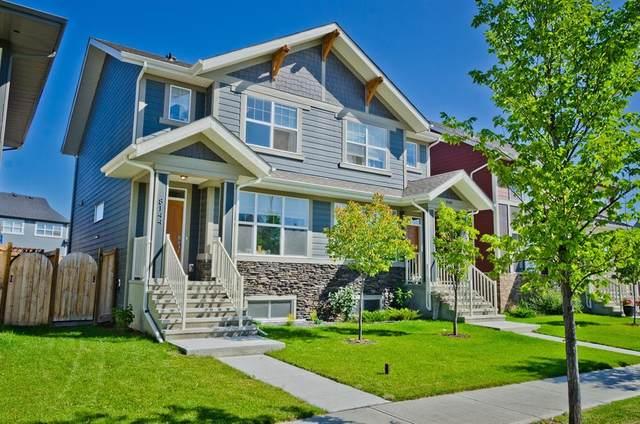 8144 Masters Boulevard SE, Calgary, AB T3M 2L5 (#A1020231) :: Redline Real Estate Group Inc