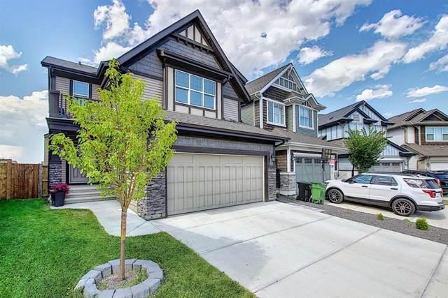 80 Auburn Meadows Crescent SE, Calgary, AB T3M 2E3 (#A1020239) :: Redline Real Estate Group Inc