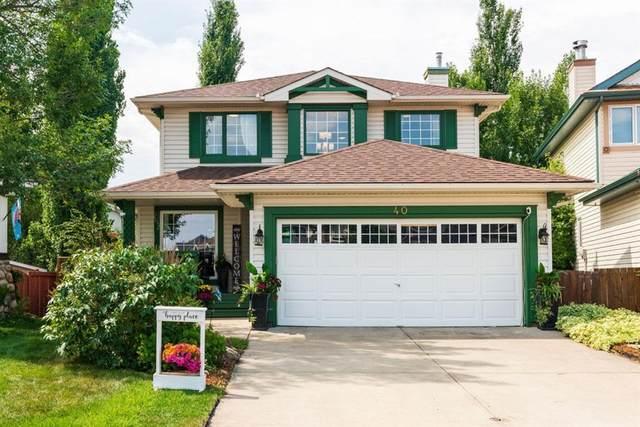 40 Chaparral Road SE, Calgary, AB T2X 3J9 (#A1020248) :: Redline Real Estate Group Inc