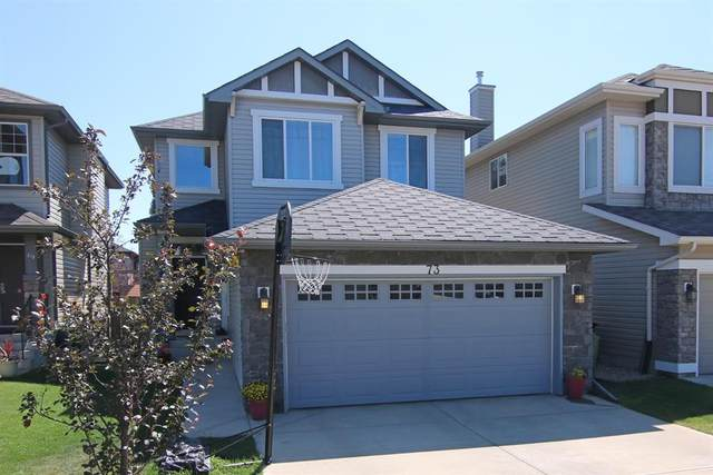 73 Tuscany Vista Crescent NW, Calgary, AB T3L 3A2 (#A1020256) :: Redline Real Estate Group Inc